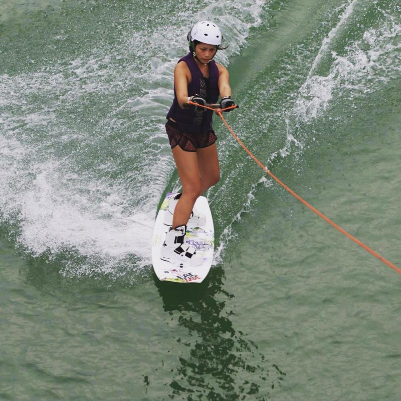 I love wakeboarding. 😍💪🏻😘😃😆💜🏄🏻