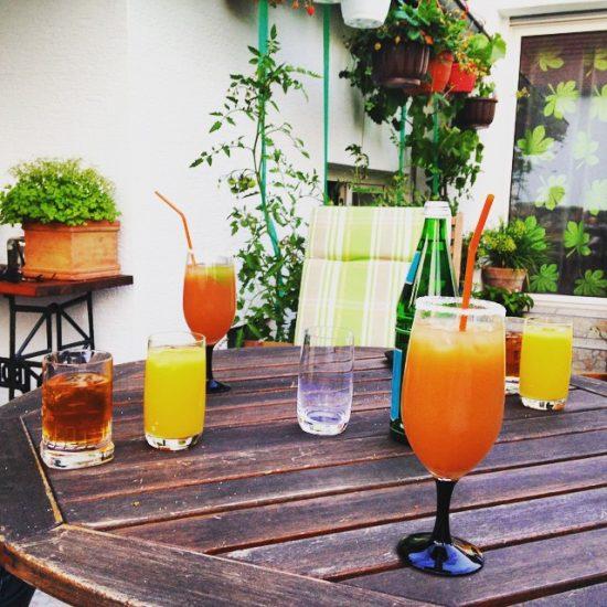 After dinner... #happyweeekend #serebiiingermany  #drinks #homemade #cocktails @armyxxl @cibisstefanko