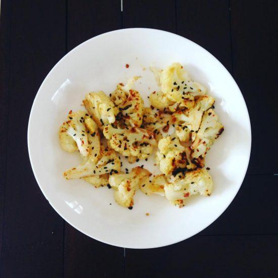 Cauliflower wings #serebiifoodjournal #islandlife #healthylifestyle 🌴☀️️
