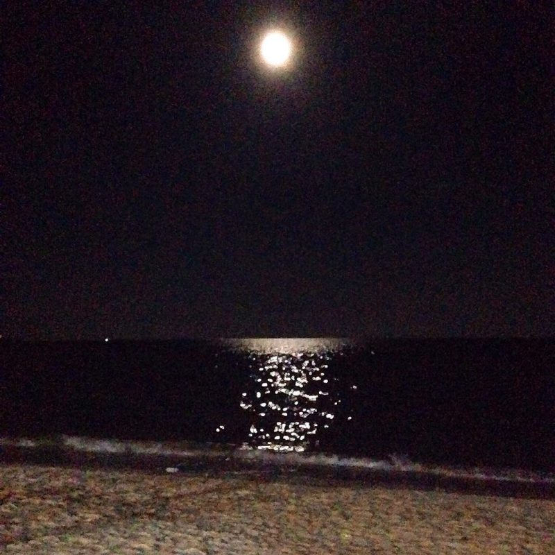 Full moon night #fullmoon #samui #girlonsamui #samuilife #beachlife #island @paradise
