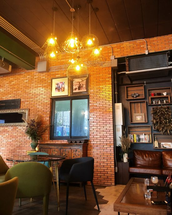 I ❤️ this cafe!
