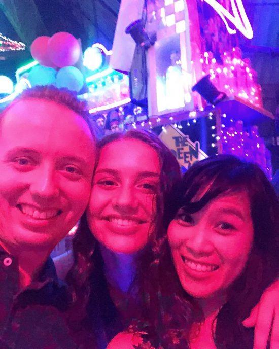 Fun night out (jubpok, bar, hush and mango) waaahaaa woo hooo
