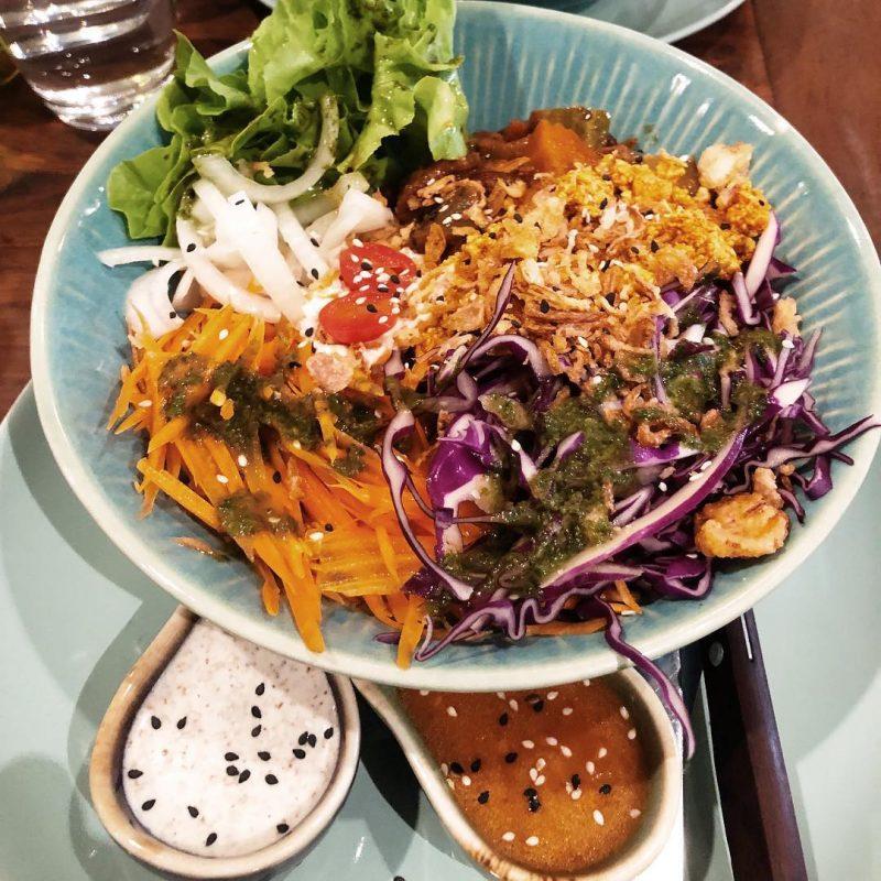 Super yummy vegan Mexican bowl! Love it!