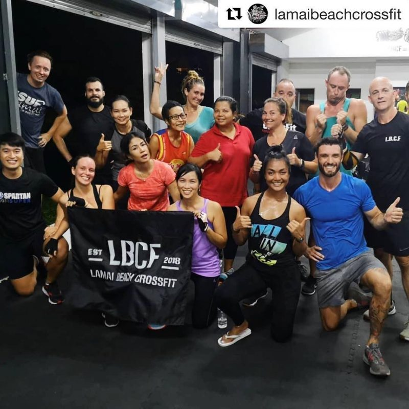 #Repost  it was fun doing crossfit yesterday. 🏋🏋🏋🏼🏋🏻♀️🏋🏻♀️🏋🏻♀️👍🏻💪🏻 thank you to coach Mike and everyone!