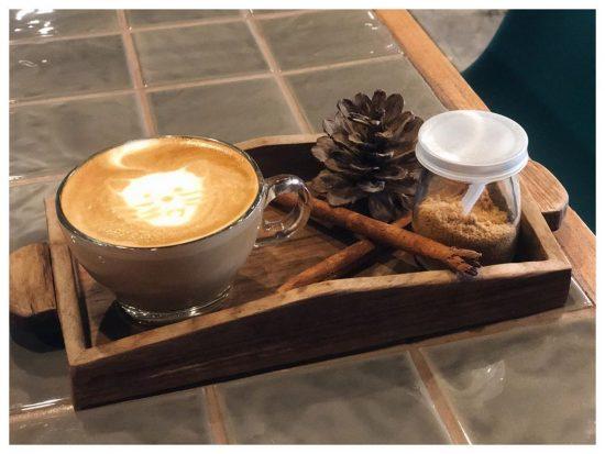 🐈 latte art
