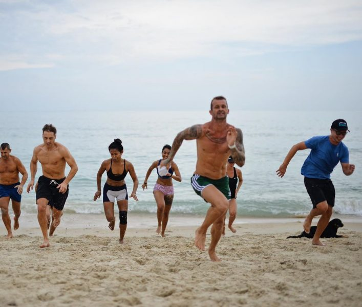We had such a great time working out on the beach with Lamai Beach CrossFit crew. Great start our Saturday! 🏖 📸 @fun_o_o .....#crossfitdiary #fitness #crossfit #lamaibeachcrossfit #samui #thailand #crossfitsamui #getfitwithme #funworkout #stronggroup #workoutmotivation #workoutinspiration #crossfitcouple #goodvibes #crossfitnearbeach #crossfitthailand #thailandcrossfit #crossfiteverydamnday #crossfitters #crossfitbeach