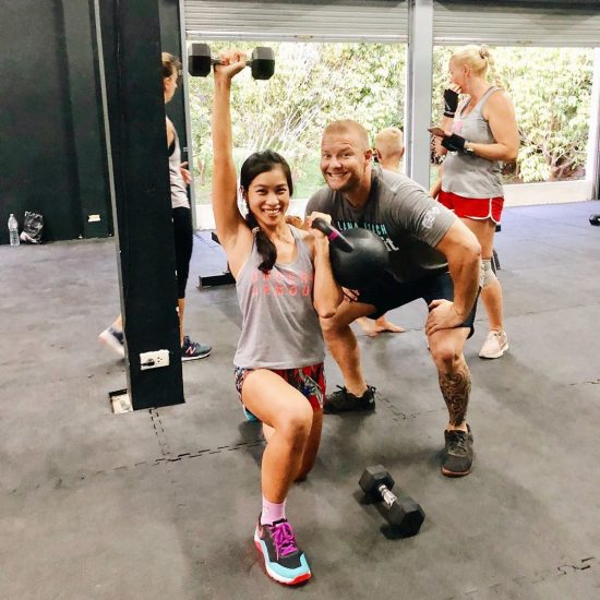 Coach Mike, we will miss you for 10 days. Have a good holiday! .⠀ .⠀ .⠀ .⠀ #crossfitdiary #fitness #crossfit #lamaibeachcrossfit #samui #thailand #crossfitsamui #getfitwithme #funworkout #stronggroup #workoutmotivation #workoutinspiration #goodvibes  #crossfitthailand #thailandcrossfit #crossfiteverydamnday