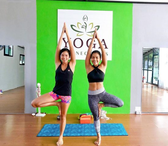 #throwback last Saturday I went to hatha yoga class with my friend in Phuket. . . . . . . . .  #yogajournal #yoganote #yogilife #yoga #yogainspiration #yogaeverydamnday #yogamotivation #yogabuddies