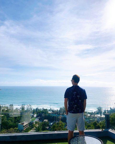Throwback Phuket trip last week