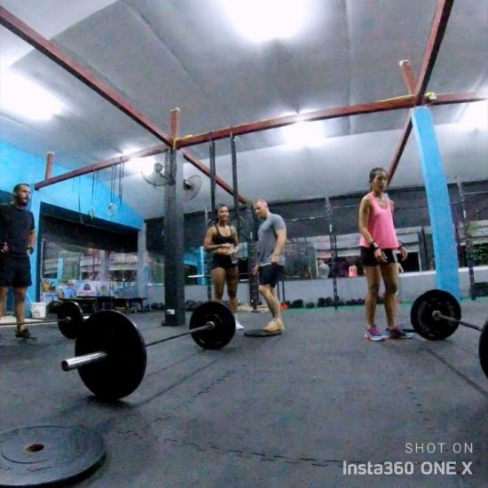 #Throwback yesterday CrossFit class: front squat⠀ .⠀ .⠀ .⠀ .⠀ .⠀ .⠀ #crossfitdiary #fitness #crossfit #lamaibeachcrossfit #samui #thailand #crossfitsamui #getfitwithme #funworkout #stronggroup #workoutmotivation #workoutinspiration #goodvibes  #frontsquat #crossfitthailand #thailandcrossfit #crossfiteverydamnday