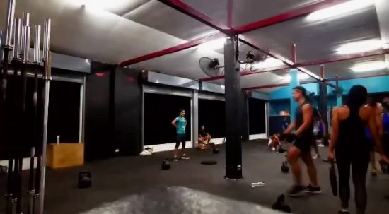 Super fun 7 pm CrossFit class! thank you for the video @fun_o_o .⠀ .⠀ .⠀ .⠀ .⠀ #crossfitdiary #fitness #crossfit #lamaibeachcrossfit #samui #thailand #crossfitsamui #getfitwithme #funworkout #stronggroup #workoutmotivation #workoutinspiration #goodvibes  #frontsquat #crossfitthailand #thailandcrossfit #crossfiteverydamnday