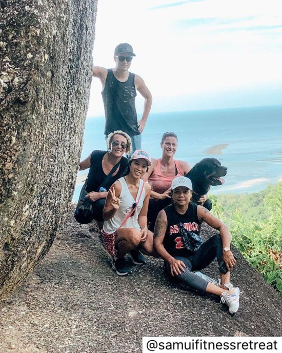 #Repost Fun Friday hike  #hikingsamui #samuihiking #samuifitnessretreat  #hikingthailand