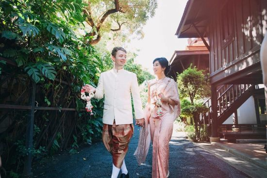 Happy 3rd Thai wedding anniversary! I love you very much! 😍😍😍 Sep 17, 2016  @armyxxl